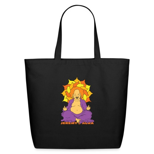 Laughing At You Buddha - Eco-Friendly Cotton Tote