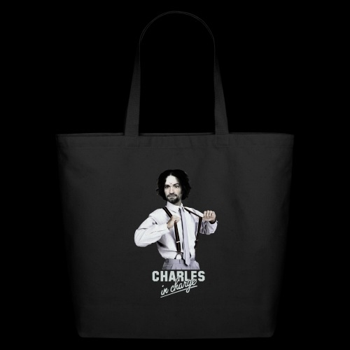 CHARLEY IN CHARGE - Eco-Friendly Cotton Tote