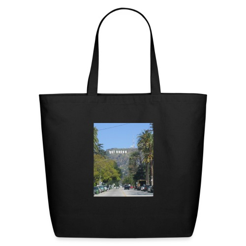 RockoWood Sign - Eco-Friendly Cotton Tote