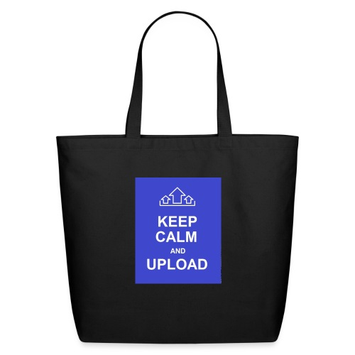 RockoWear Keep Calm - Eco-Friendly Cotton Tote