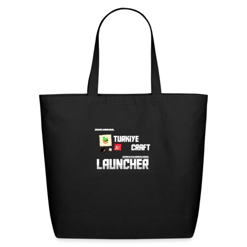 TurkiyeCraft Launcher - Eco-Friendly Cotton Tote