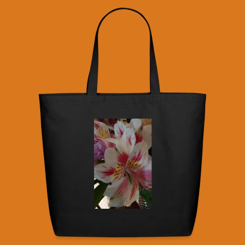 Stop and Smell - Eco-Friendly Cotton Tote