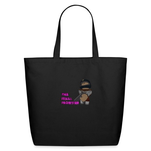 The Final Frontier Sports Items - Eco-Friendly Cotton Tote