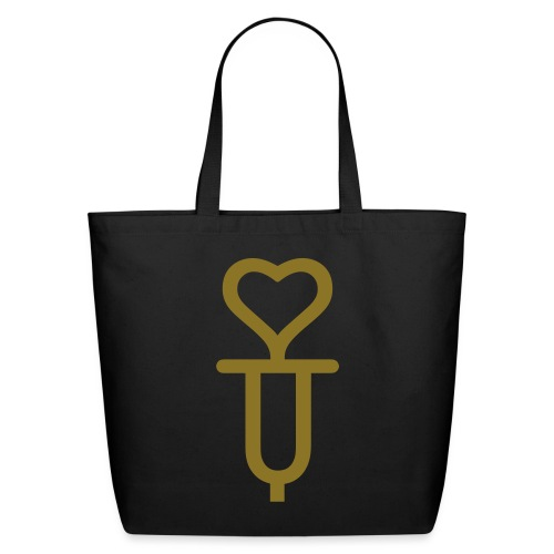 Addicted to love - Eco-Friendly Cotton Tote