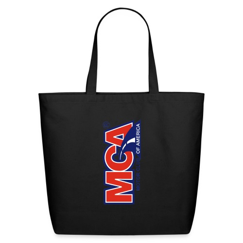MCA Logo Iphone png - Eco-Friendly Cotton Tote