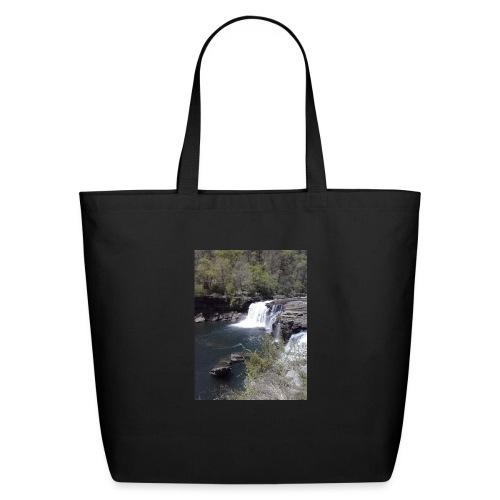 LRC waterfall - Eco-Friendly Cotton Tote