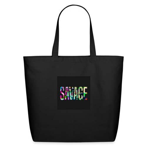 Savage Wear - Eco-Friendly Cotton Tote