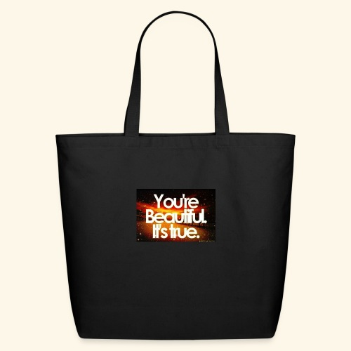 I see the beauty in you. - Eco-Friendly Cotton Tote