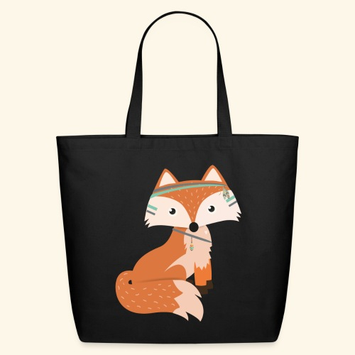 Felix Fox - Eco-Friendly Cotton Tote