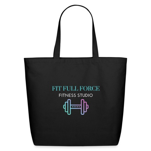 FIT FULL FORCE FITNESS STUDIO - Eco-Friendly Cotton Tote