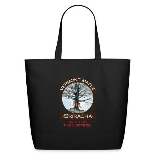 Vermont Maple Sriracha - Eco-Friendly Cotton Tote
