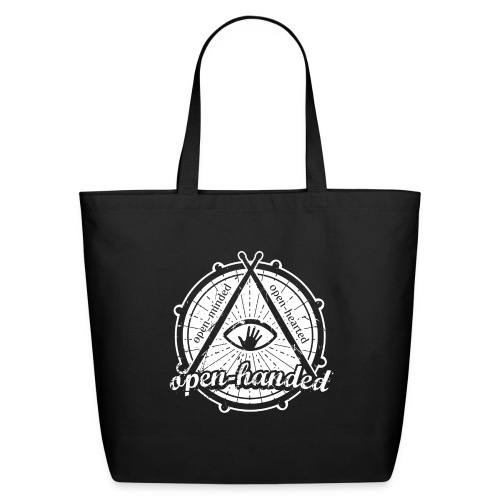 Open-Handed - Eco-Friendly Cotton Tote