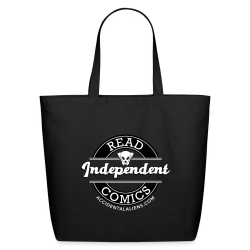 Read Independent Comics - Eco-Friendly Cotton Tote