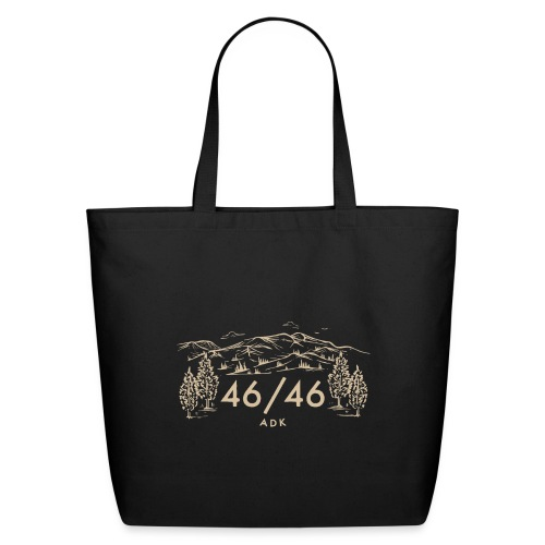 The High Peaks - Eco-Friendly Cotton Tote