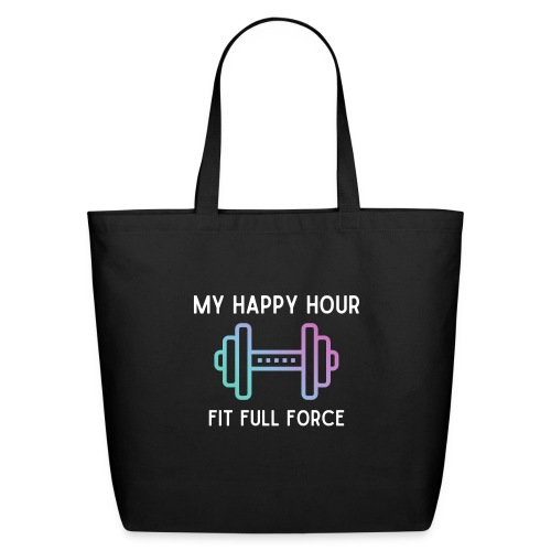 MY HAPPY HOUR - Eco-Friendly Cotton Tote