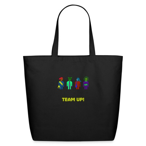 Spaceteam Team Up! - Eco-Friendly Cotton Tote