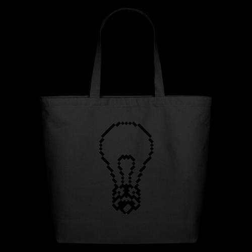 lightbulb - Eco-Friendly Cotton Tote