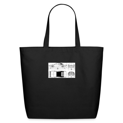 artists rendering - Eco-Friendly Cotton Tote