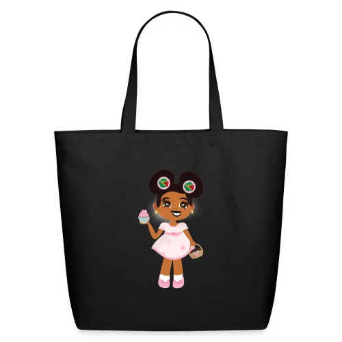 Guyana Baby Cupcake - Eco-Friendly Cotton Tote