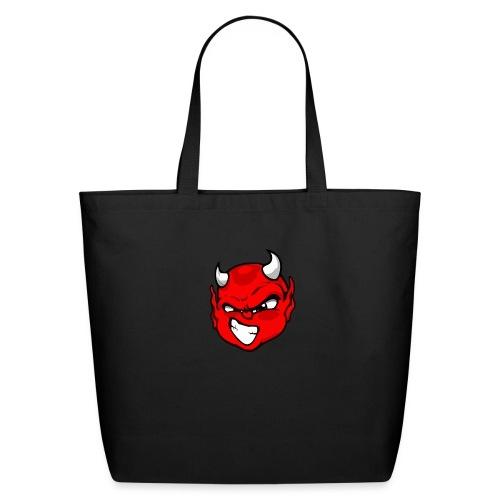 Rebelleart devil - Eco-Friendly Cotton Tote
