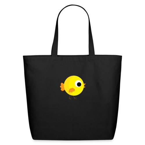 HENNYTHEPENNY1 01 - Eco-Friendly Cotton Tote