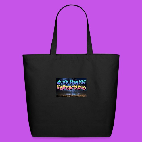 Club Wormie Productions 2 - Eco-Friendly Cotton Tote
