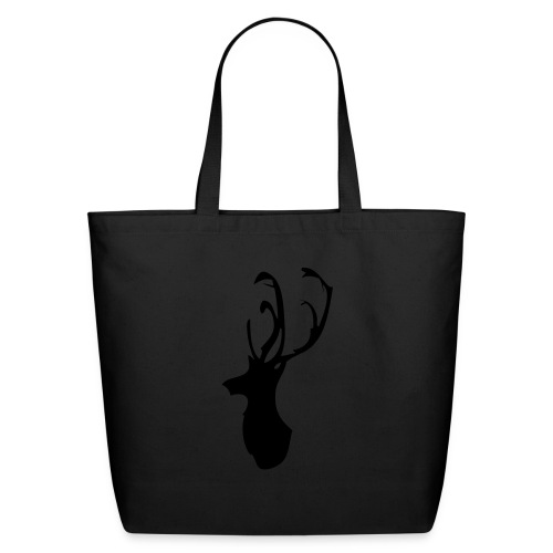 Mesanbrau Stag logo - Eco-Friendly Cotton Tote