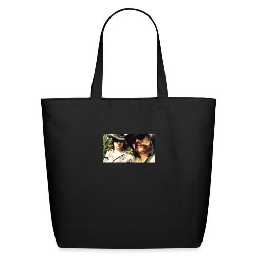 Jaw Thrust Cover Art - Eco-Friendly Cotton Tote