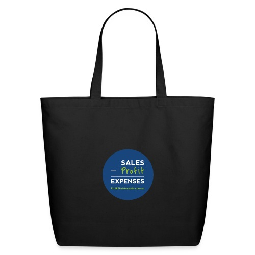 PFP Profit First Equation - Eco-Friendly Cotton Tote