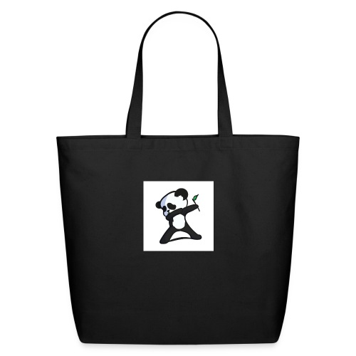 Panda DaB - Eco-Friendly Cotton Tote