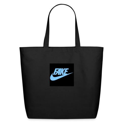 fake Nikes - Eco-Friendly Cotton Tote