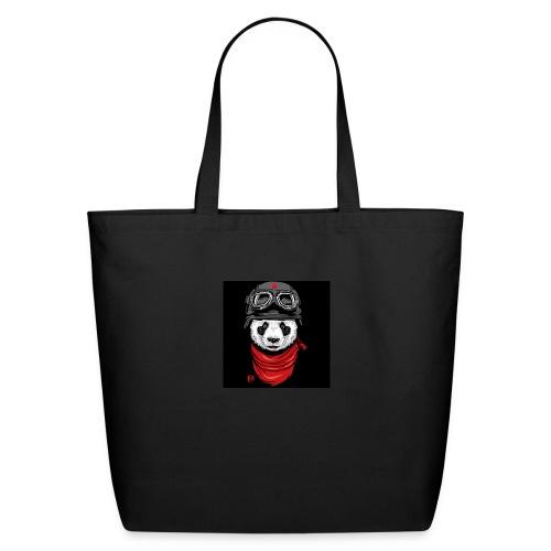 Panda - Eco-Friendly Cotton Tote