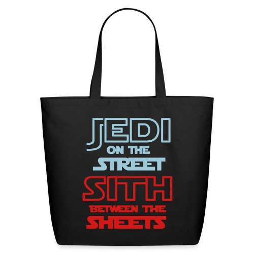 Jedi Sith Awesome Shirt - Eco-Friendly Cotton Tote