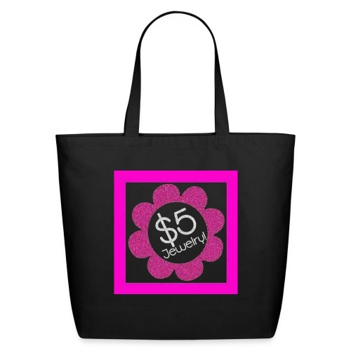 Jewelry $5 - Eco-Friendly Cotton Tote