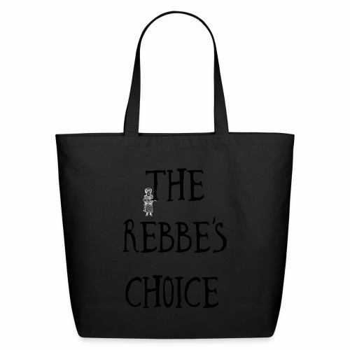 The Rebbe s Choice WH - Eco-Friendly Cotton Tote