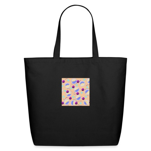 lovely cosmos - Eco-Friendly Cotton Tote