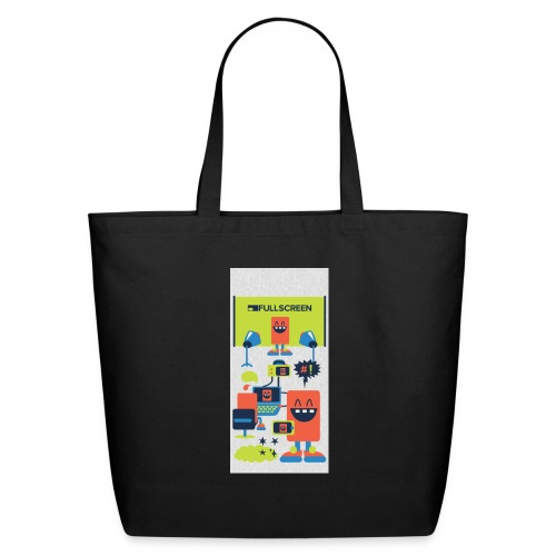 iphone5screenbots - Eco-Friendly Cotton Tote