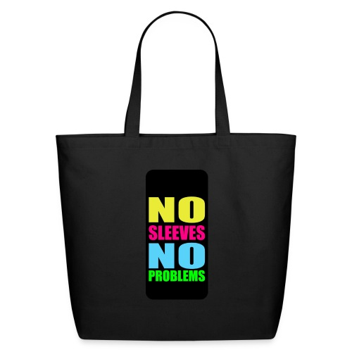 neonnosleevesiphone5 - Eco-Friendly Cotton Tote