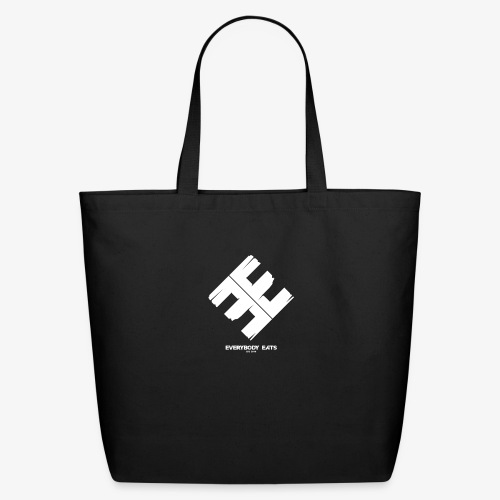 Everybody Eats Official Logo - Eco-Friendly Cotton Tote