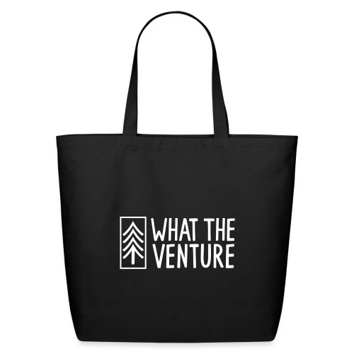 What The Venture Attire - Eco-Friendly Cotton Tote