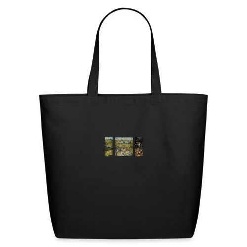 Garden Of Earthly Delights - Eco-Friendly Cotton Tote