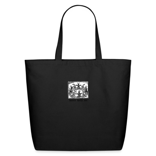 Dance With Me - Eco-Friendly Cotton Tote