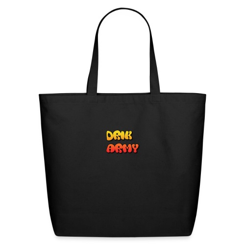 Drik Army T-Shirt - Eco-Friendly Cotton Tote
