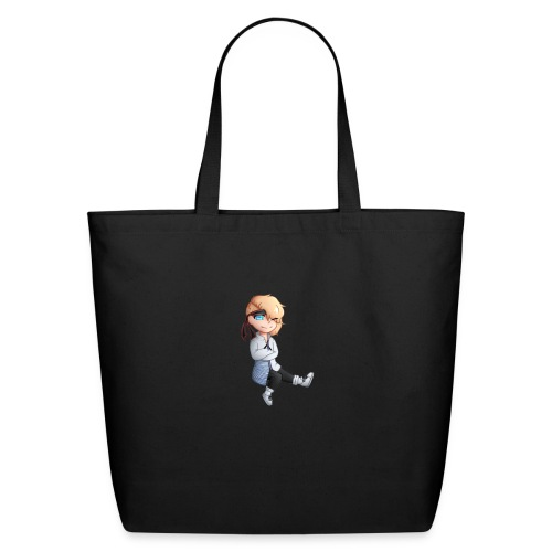 Martial Art Master Waifu Pancakes - Eco-Friendly Cotton Tote