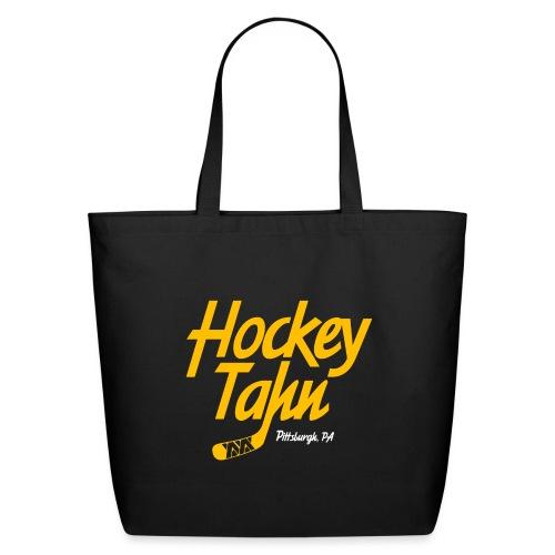 Hockey Tahn - Eco-Friendly Cotton Tote