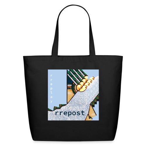 rrepost - rreplay - Eco-Friendly Cotton Tote
