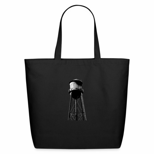 Water Tower - Eco-Friendly Cotton Tote