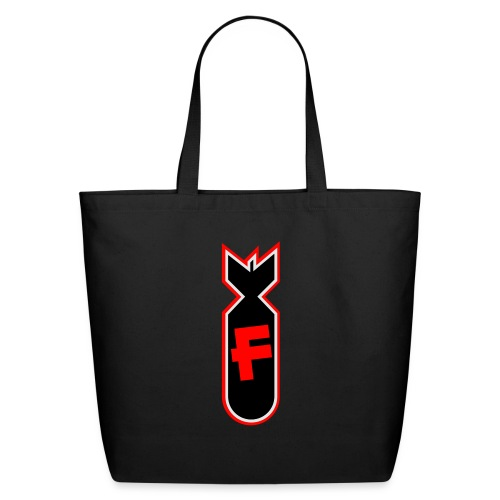Character Crusade Fbomb - Eco-Friendly Cotton Tote