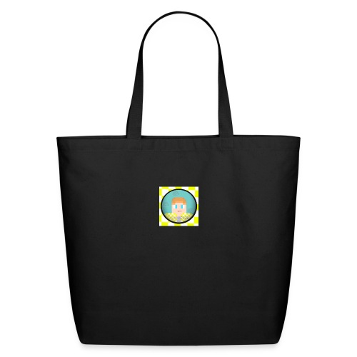 My Face! - Eco-Friendly Cotton Tote