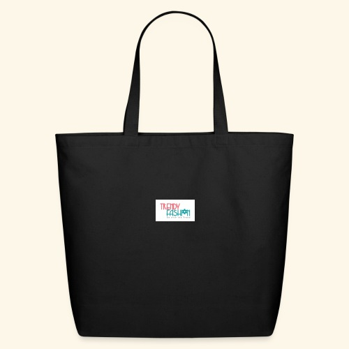 Trendy Fashions Go with The Trend @ Trendyz Shop - Eco-Friendly Cotton Tote